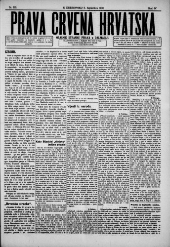 Prava Crvena Hrvatska/185
