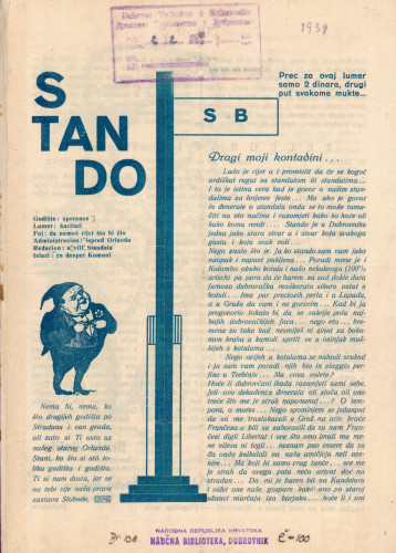 Stando/Lumer: karitati