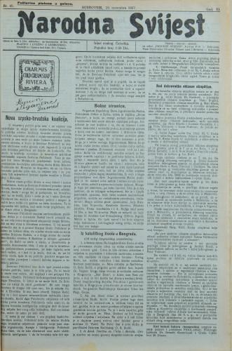 Narodna svijest, 1927/45