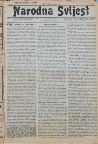 Narodna svijest, 1924/2