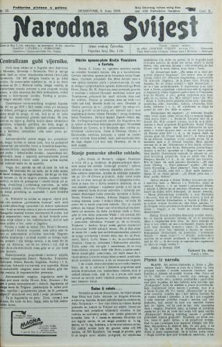 Narodna svijest, 1928/23
