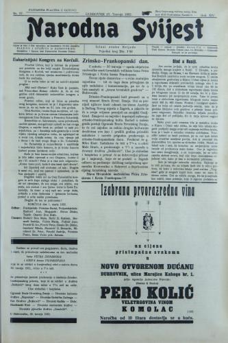 Narodna svijest, 1932/17
