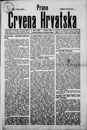 Prava Crvena Hrvatska/697