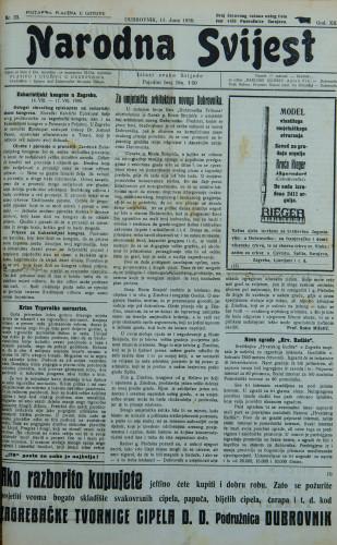 Narodna svijest, 1930/23