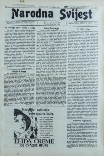 Narodna svijest, 1932/11