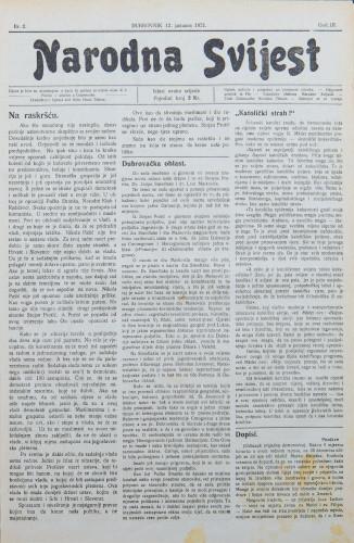 Narodna svijest, 1921/2