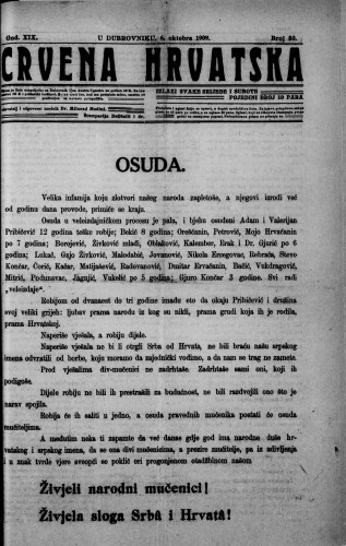 Crvena Hrvatska/80
