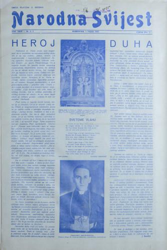 Narodna svijest, 1941/4, 5