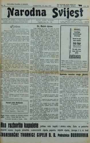 Narodna svijest, 1930/24