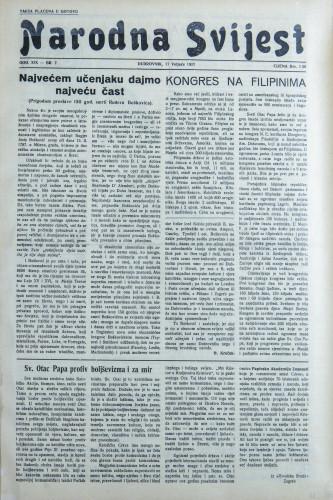 Narodna svijest, 1937/7