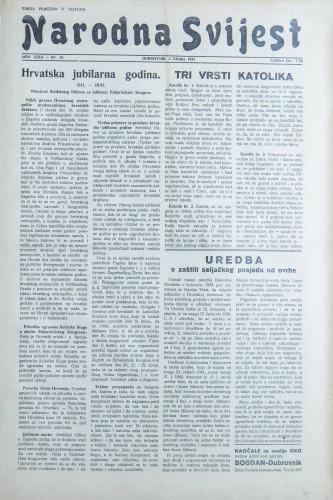Narodna svijest, 1941/10