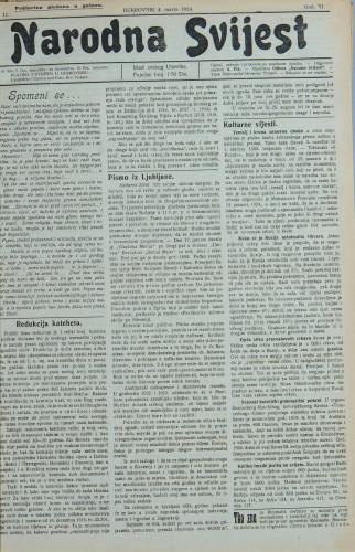 Narodna svijest, 1924/11