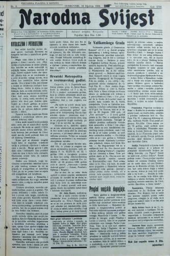 Narodna svijest, 1935/2