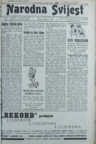 Narodna svijest, 1935/12