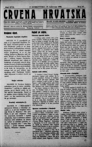 Crvena Hrvatska/67