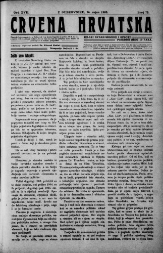 Crvena Hrvatska/78