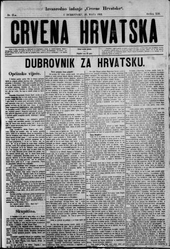 Crvena Hrvatska/21.a