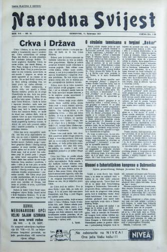 Narodna svijest, 1937/35