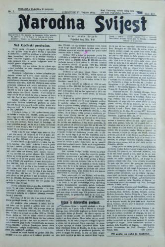 Narodna svijest, 1932/7