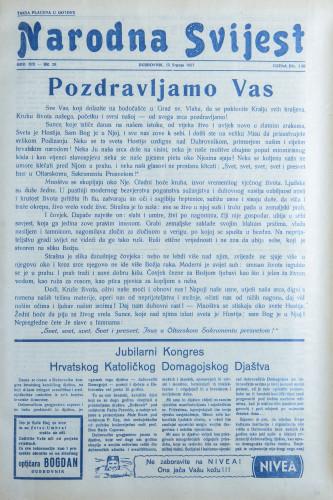 Narodna svijest, 1937/28