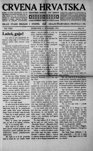 Crvena Hrvatska/90