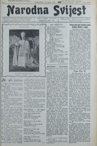 Narodna svijest, 1936/6