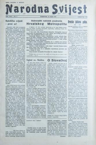 Narodna svijest, 1941/8