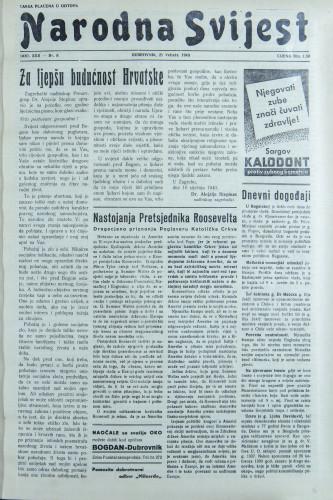 Narodna svijest, 1940/8