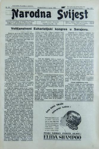 Narodna svijest, 1932/23