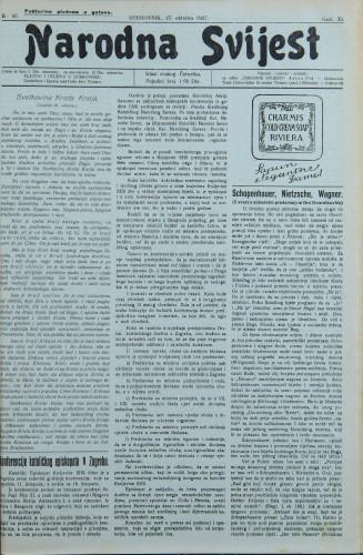 Narodna svijest, 1927/43