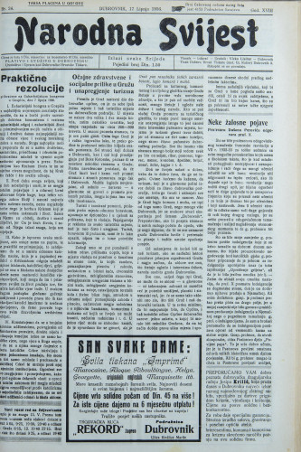 Narodna svijest, 1936/24