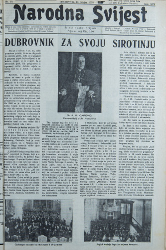 Narodna svijest, 1935/10