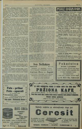 Narodna svijest, 1931/16