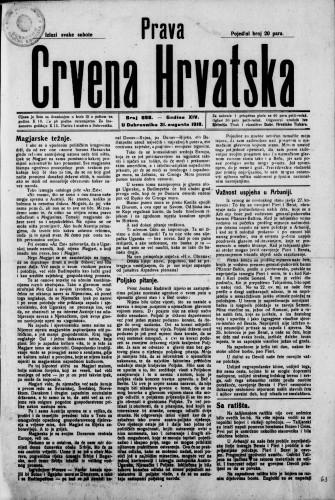 Prava Crvena Hrvatska/698