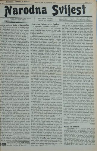 Narodna svijest, 1924/10
