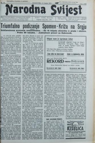 Narodna svijest, 1935/23