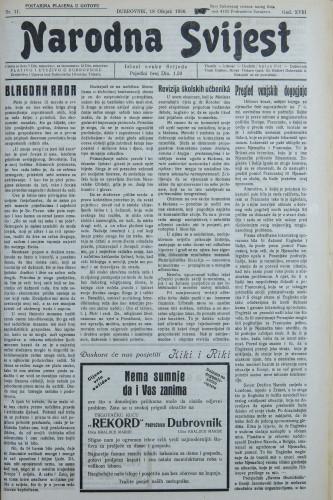 Narodna svijest, 1936/11