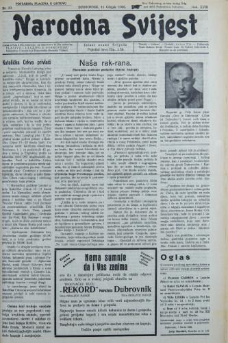 Narodna svijest, 1936/10