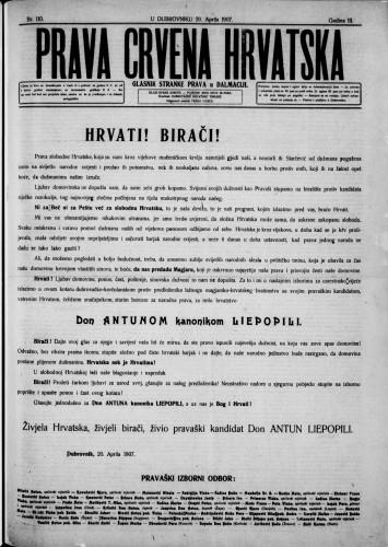 Prava Crvena Hrvatska/110