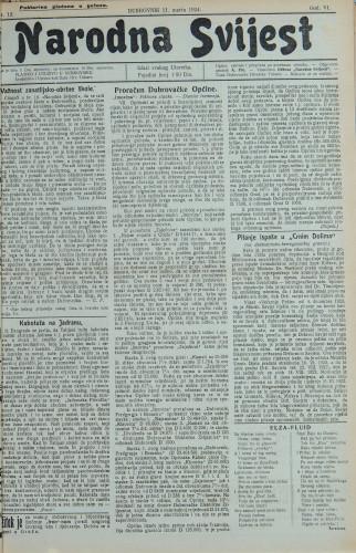 Narodna svijest, 1924/12