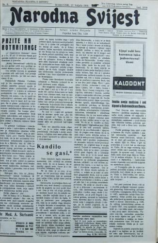 Narodna svijest, 1935/8