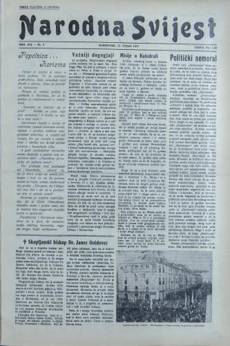 Narodna svijest, 1939/8