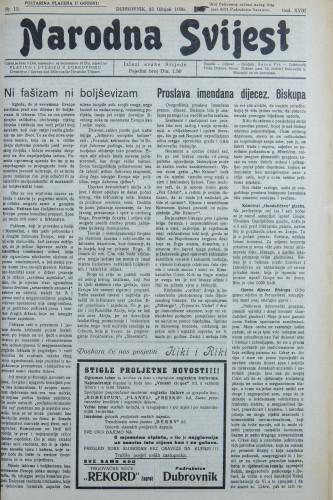 Narodna svijest, 1936/12