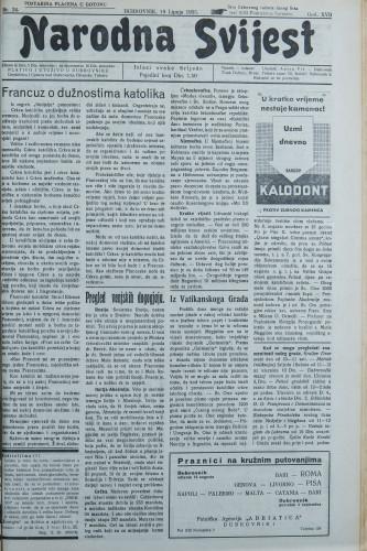 Narodna svijest, 1935/24