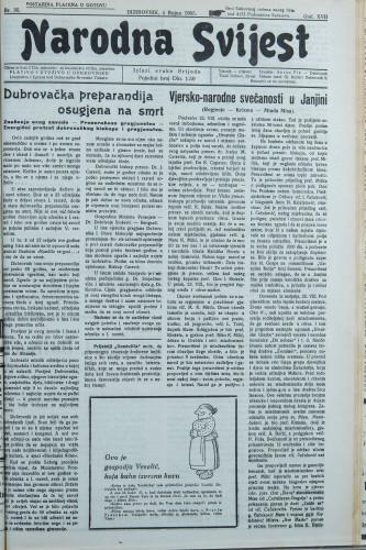 Narodna svijest, 1935/35