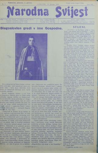 Narodna svijest, 1926/3