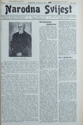 Narodna svijest, 1936/34