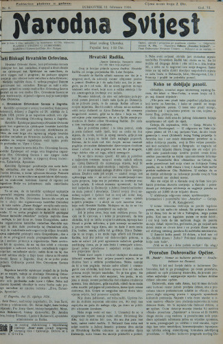 Narodna svijest, 1924/8