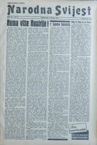 Narodna svijest, 1938/11