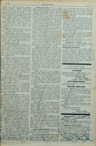 Narodna svijest, 1926/39